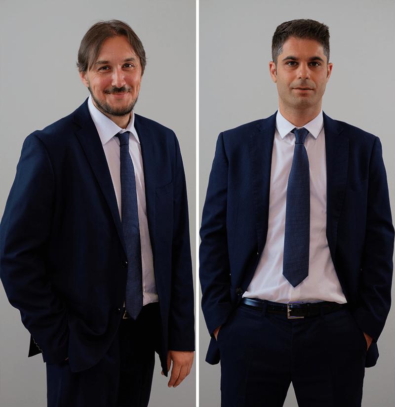 R. Cantusci e M. Cavalli